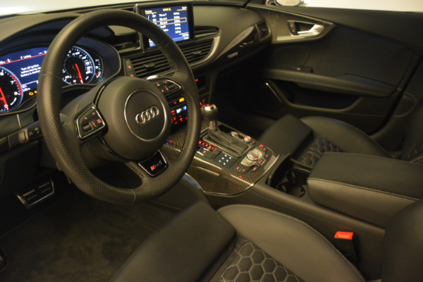 Used 2014 Audi RS 7 4.0T quattro Prestige for sale Sold at Alfa Romeo of Westport in Westport CT 06880 14