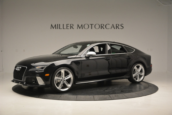 Used 2014 Audi RS 7 4.0T quattro Prestige for sale Sold at Alfa Romeo of Westport in Westport CT 06880 2