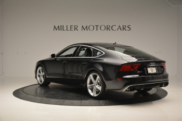 Used 2014 Audi RS 7 4.0T quattro Prestige for sale Sold at Alfa Romeo of Westport in Westport CT 06880 5