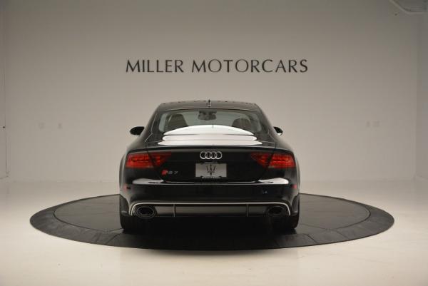 Used 2014 Audi RS 7 4.0T quattro Prestige for sale Sold at Alfa Romeo of Westport in Westport CT 06880 6