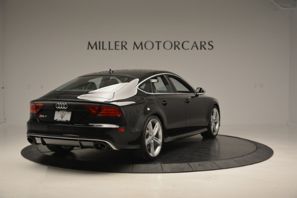 Used 2014 Audi RS 7 4.0T quattro Prestige for sale Sold at Alfa Romeo of Westport in Westport CT 06880 7