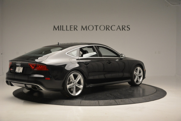 Used 2014 Audi RS 7 4.0T quattro Prestige for sale Sold at Alfa Romeo of Westport in Westport CT 06880 8
