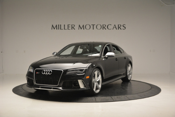 Used 2014 Audi RS 7 4.0T quattro Prestige for sale Sold at Alfa Romeo of Westport in Westport CT 06880 1