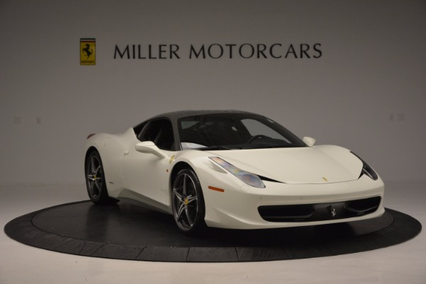 Used 2012 Ferrari 458 Italia for sale Sold at Alfa Romeo of Westport in Westport CT 06880 11