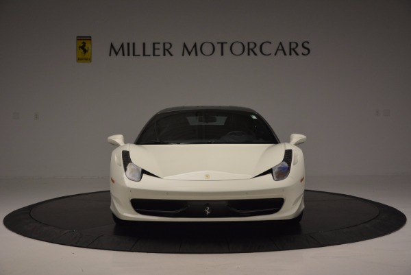Used 2012 Ferrari 458 Italia for sale Sold at Alfa Romeo of Westport in Westport CT 06880 12