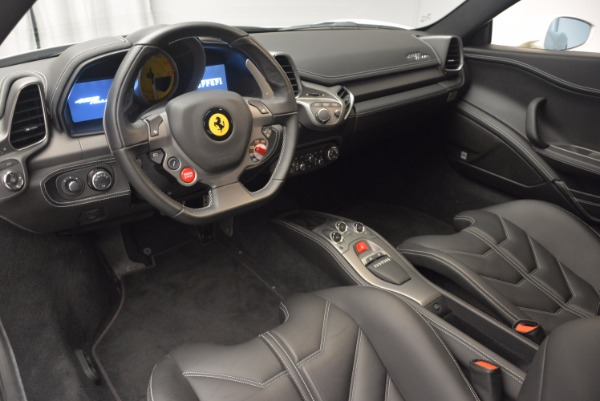 Used 2012 Ferrari 458 Italia for sale Sold at Alfa Romeo of Westport in Westport CT 06880 13