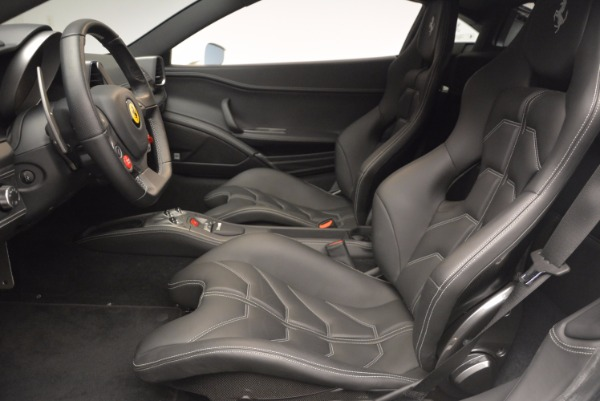 Used 2012 Ferrari 458 Italia for sale Sold at Alfa Romeo of Westport in Westport CT 06880 14