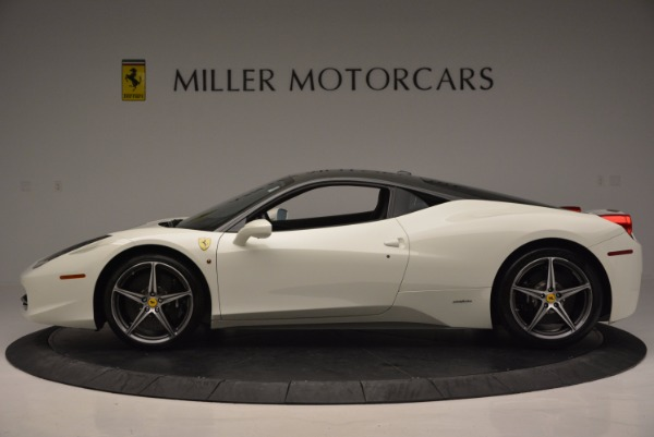 Used 2012 Ferrari 458 Italia for sale Sold at Alfa Romeo of Westport in Westport CT 06880 3