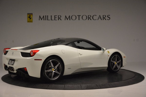 Used 2012 Ferrari 458 Italia for sale Sold at Alfa Romeo of Westport in Westport CT 06880 8