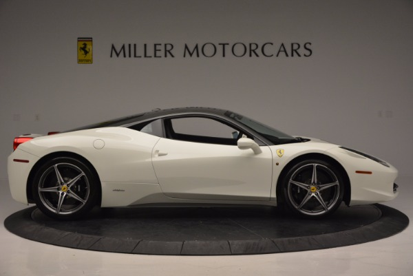 Used 2012 Ferrari 458 Italia for sale Sold at Alfa Romeo of Westport in Westport CT 06880 9