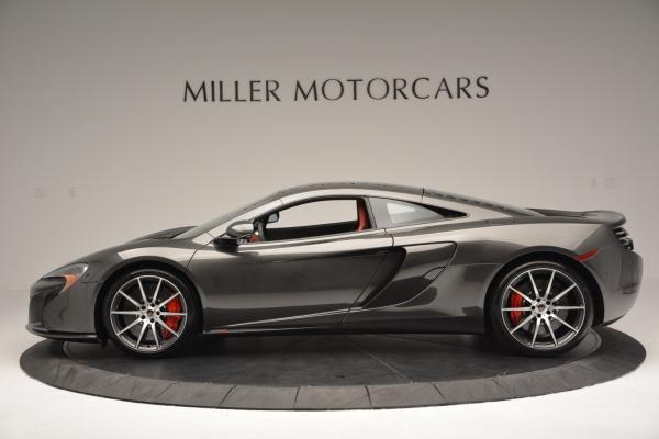Used 2015 McLaren 650S for sale Sold at Alfa Romeo of Westport in Westport CT 06880 3