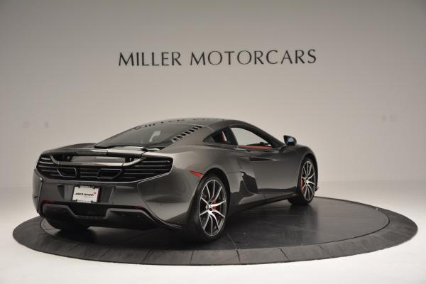 Used 2015 McLaren 650S for sale Sold at Alfa Romeo of Westport in Westport CT 06880 7