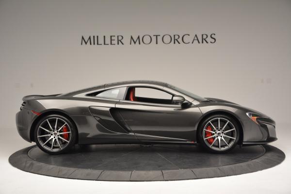 Used 2015 McLaren 650S for sale Sold at Alfa Romeo of Westport in Westport CT 06880 9