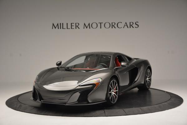 Used 2015 McLaren 650S for sale Sold at Alfa Romeo of Westport in Westport CT 06880 1