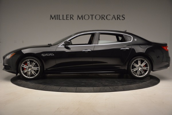 New 2017 Maserati Quattroporte S Q4 GranLusso for sale Sold at Alfa Romeo of Westport in Westport CT 06880 3