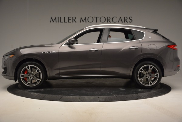 New 2017 Maserati Levante S for sale Sold at Alfa Romeo of Westport in Westport CT 06880 3