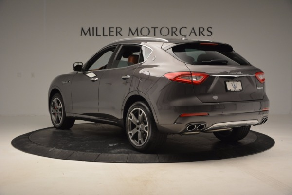 New 2017 Maserati Levante S for sale Sold at Alfa Romeo of Westport in Westport CT 06880 5