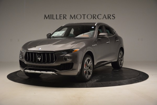New 2017 Maserati Levante S for sale Sold at Alfa Romeo of Westport in Westport CT 06880 1