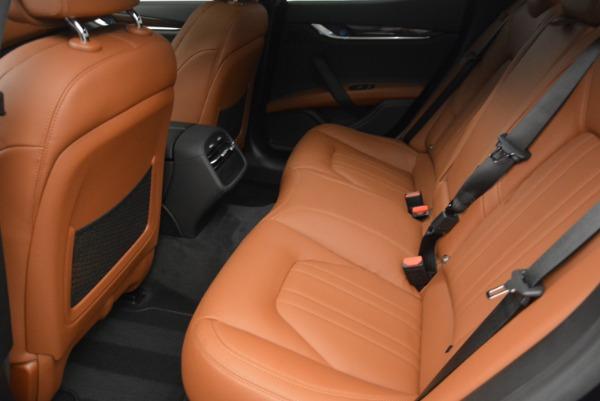 Used 2017 Maserati Ghibli S Q4 Ex-Loaner for sale Sold at Alfa Romeo of Westport in Westport CT 06880 18