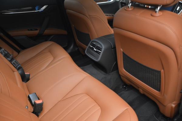Used 2017 Maserati Ghibli S Q4 Ex-Loaner for sale Sold at Alfa Romeo of Westport in Westport CT 06880 23