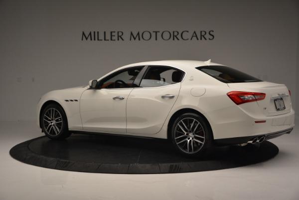Used 2017 Maserati Ghibli S Q4 Ex-Loaner for sale Sold at Alfa Romeo of Westport in Westport CT 06880 4