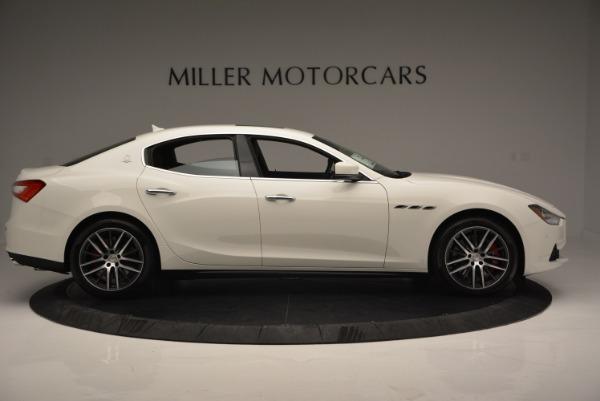 Used 2017 Maserati Ghibli S Q4 Ex-Loaner for sale Sold at Alfa Romeo of Westport in Westport CT 06880 9