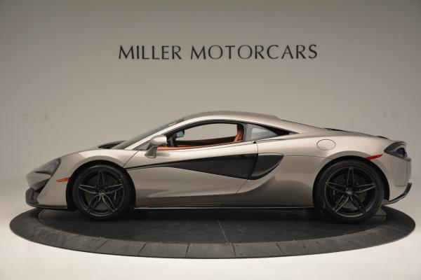 New 2016 McLaren 570S for sale Sold at Alfa Romeo of Westport in Westport CT 06880 3