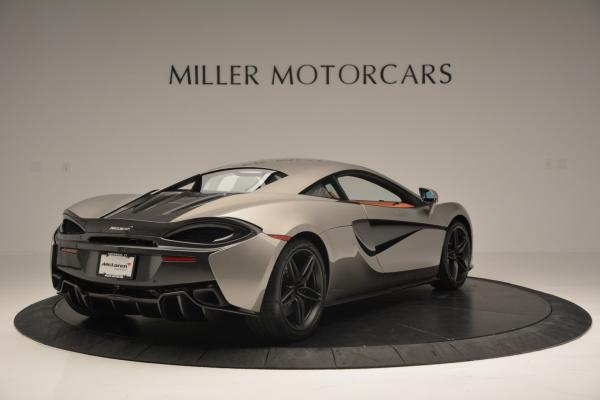 New 2016 McLaren 570S for sale Sold at Alfa Romeo of Westport in Westport CT 06880 7