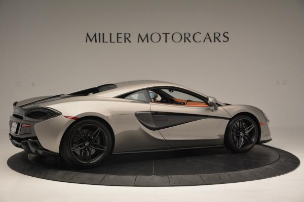 New 2016 McLaren 570S for sale Sold at Alfa Romeo of Westport in Westport CT 06880 8