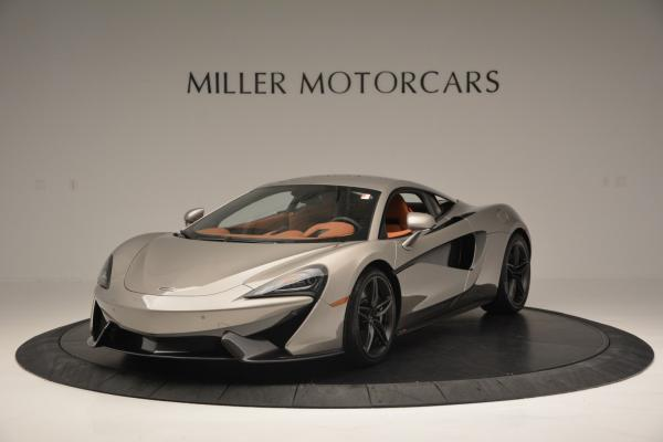 New 2016 McLaren 570S for sale Sold at Alfa Romeo of Westport in Westport CT 06880 1