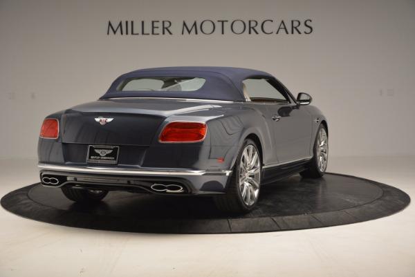 Used 2017 Bentley Continental GT V8 S for sale $179,900 at Alfa Romeo of Westport in Westport CT 06880 20
