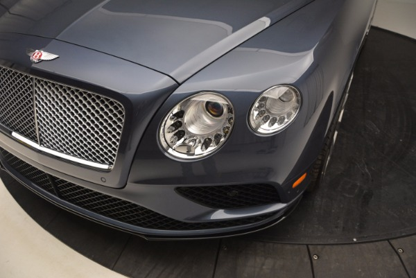 Used 2017 Bentley Continental GT V8 S for sale $179,900 at Alfa Romeo of Westport in Westport CT 06880 26