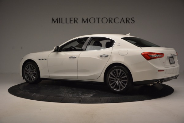 New 2017 Maserati Ghibli SQ4 for sale Sold at Alfa Romeo of Westport in Westport CT 06880 4