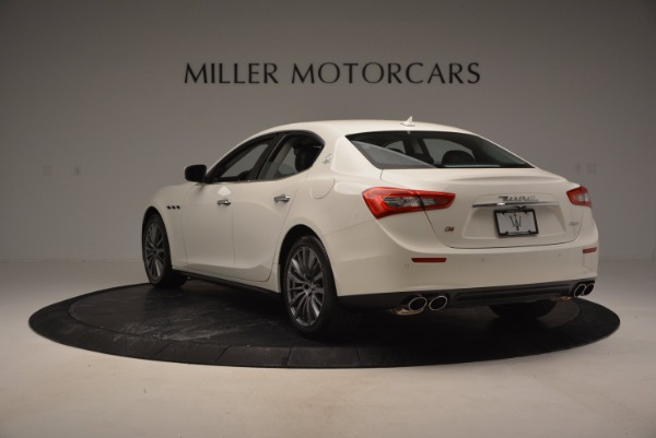 New 2017 Maserati Ghibli SQ4 for sale Sold at Alfa Romeo of Westport in Westport CT 06880 5