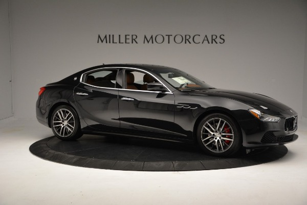 Used 2017 Maserati Ghibli S Q4 for sale $44,900 at Alfa Romeo of Westport in Westport CT 06880 10