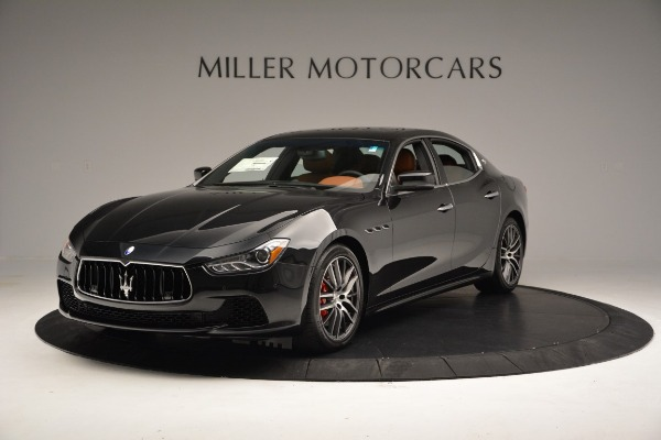 Used 2017 Maserati Ghibli S Q4 for sale $44,900 at Alfa Romeo of Westport in Westport CT 06880 1