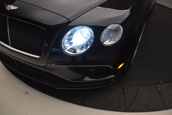 New 2017 Bentley Continental GT V8 S for sale Sold at Alfa Romeo of Westport in Westport CT 06880 28