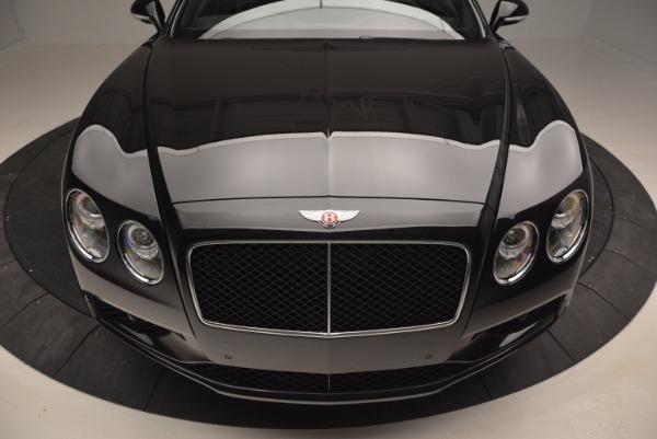 Used 2017 Bentley Flying Spur V8 S for sale Sold at Alfa Romeo of Westport in Westport CT 06880 13