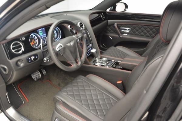 Used 2017 Bentley Flying Spur V8 S for sale Sold at Alfa Romeo of Westport in Westport CT 06880 19
