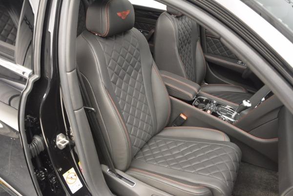 Used 2017 Bentley Flying Spur V8 S for sale Sold at Alfa Romeo of Westport in Westport CT 06880 25