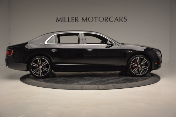 Used 2017 Bentley Flying Spur V8 S for sale Sold at Alfa Romeo of Westport in Westport CT 06880 9