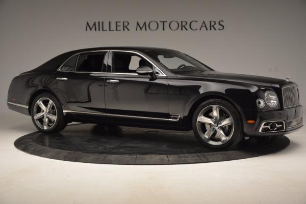 Used 2017 Bentley Mulsanne Speed for sale Sold at Alfa Romeo of Westport in Westport CT 06880 10
