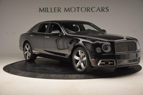 Used 2017 Bentley Mulsanne Speed for sale Sold at Alfa Romeo of Westport in Westport CT 06880 11