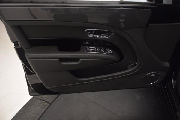 Used 2017 Bentley Mulsanne Speed for sale Sold at Alfa Romeo of Westport in Westport CT 06880 17