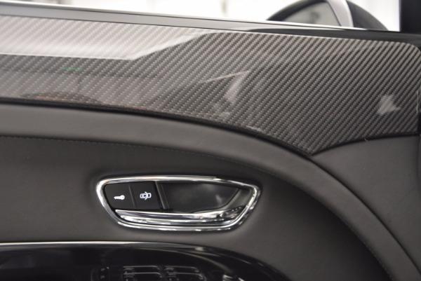 Used 2017 Bentley Mulsanne Speed for sale Sold at Alfa Romeo of Westport in Westport CT 06880 18
