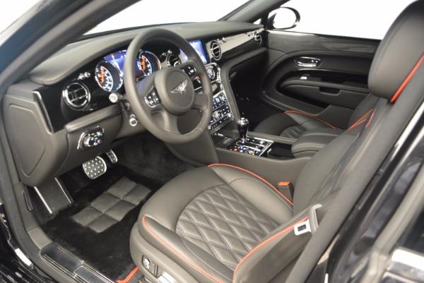 Used 2017 Bentley Mulsanne Speed for sale Sold at Alfa Romeo of Westport in Westport CT 06880 19