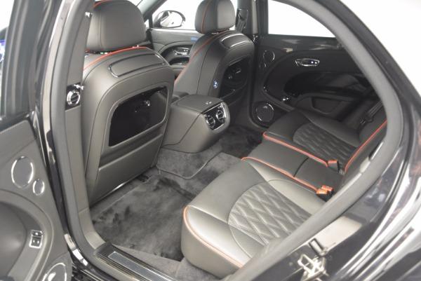 Used 2017 Bentley Mulsanne Speed for sale Sold at Alfa Romeo of Westport in Westport CT 06880 21