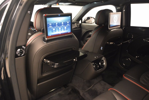 Used 2017 Bentley Mulsanne Speed for sale Sold at Alfa Romeo of Westport in Westport CT 06880 22
