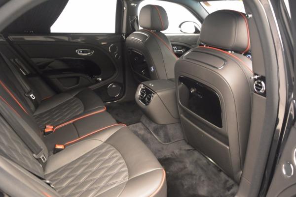 Used 2017 Bentley Mulsanne Speed for sale Sold at Alfa Romeo of Westport in Westport CT 06880 23