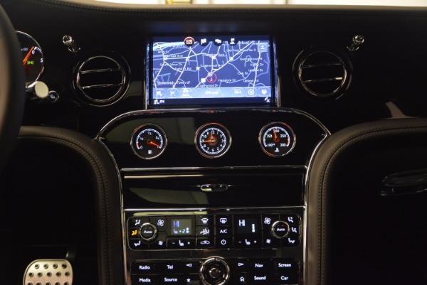 Used 2017 Bentley Mulsanne Speed for sale Sold at Alfa Romeo of Westport in Westport CT 06880 28